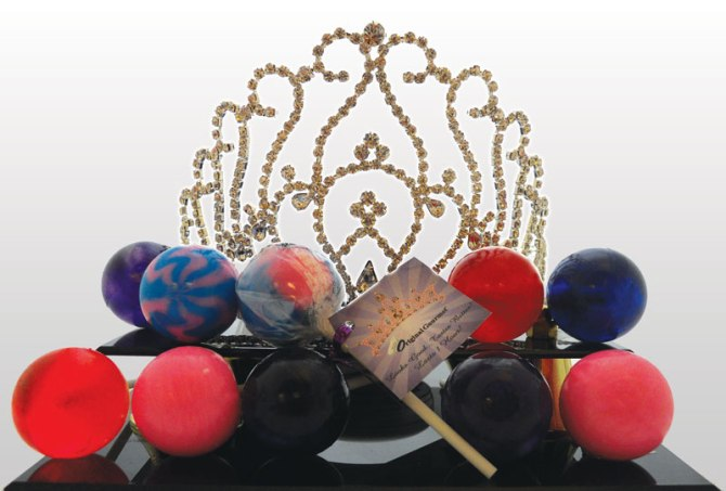 FREE Original Gourmet Lollipops for Pageant Director goodie bags ~ the best tasting lollipops in the world