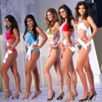 Statistics on the number of women who compete yearly in Beauty Pageants
