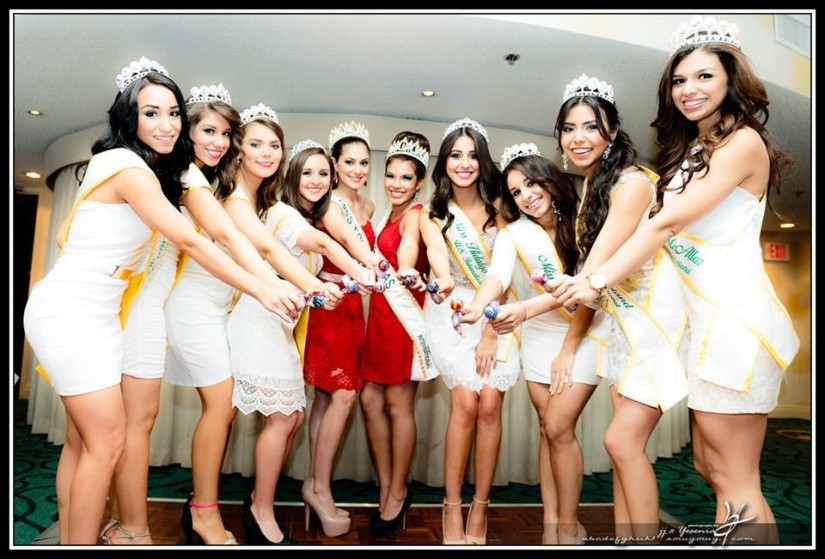 Miss Texas U.S. International & Miss Texas American Beauty Pageants