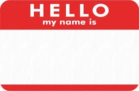 Do you know the correct shoulder to wear your name badge?