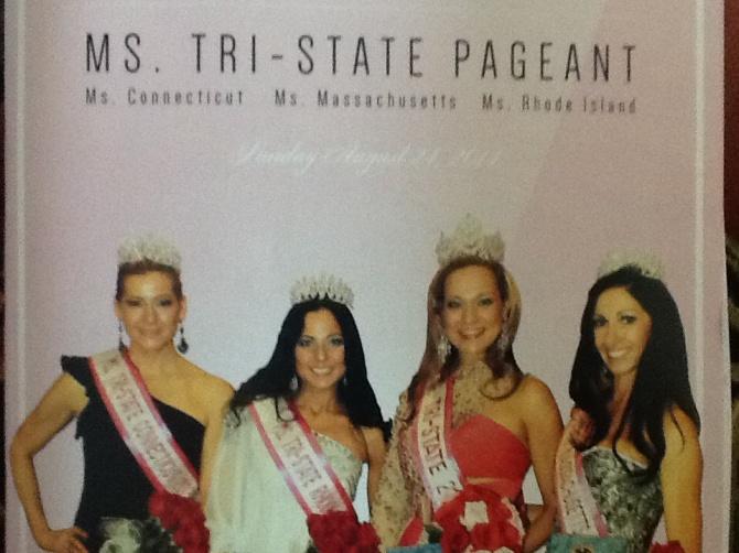 Ms Tri-State Souvenir Program Book