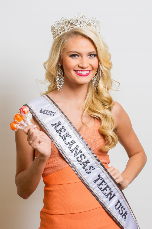 Arynn Johnson   MISS ARKANSAS TEEN USA 2015