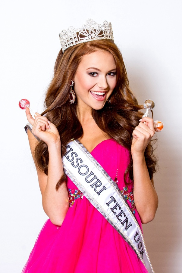 Christina Stratton  Miss Missouri Teen USA 2015
