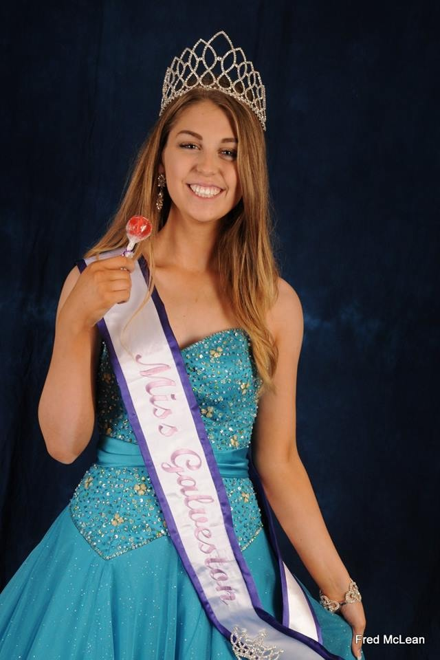 Forever Beautiful Miss Galveston, Kaylee MacDonald