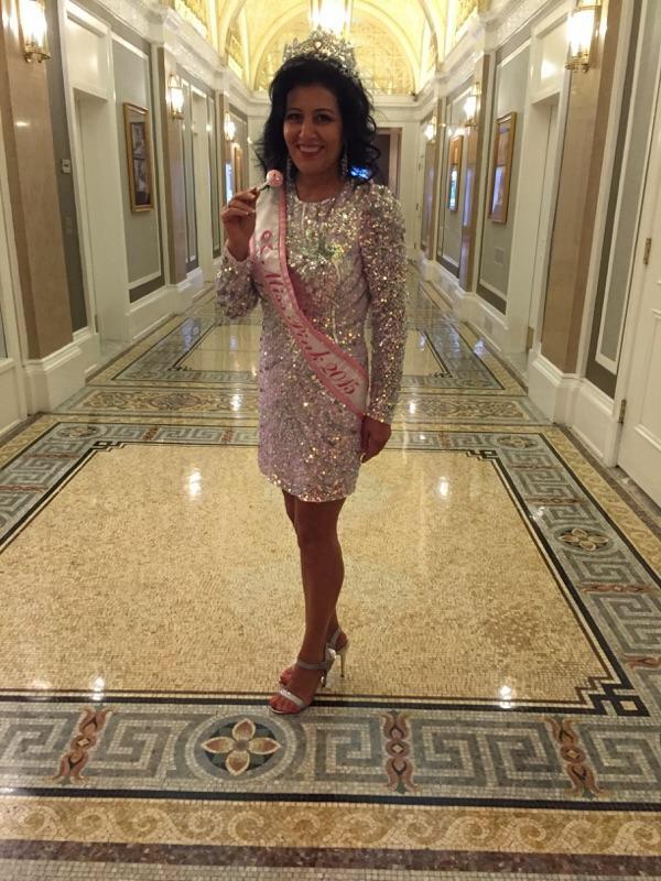Michele Dube - Miss Pink 2015